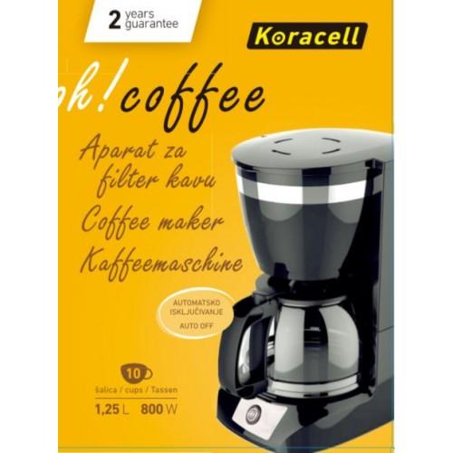 Koracell Aparat za filter kavu KC801